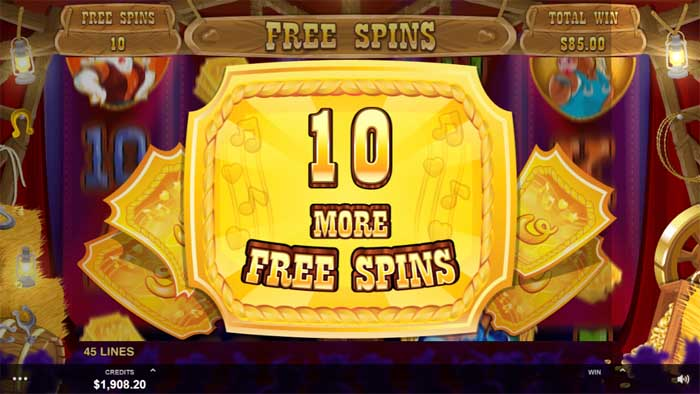 oink free spins retrigger