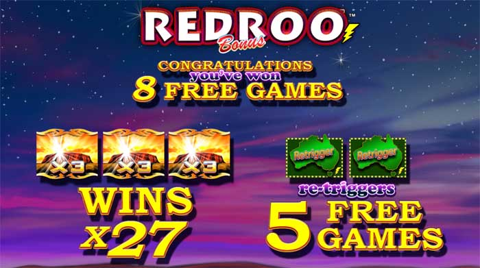 redroo slot bonus feature