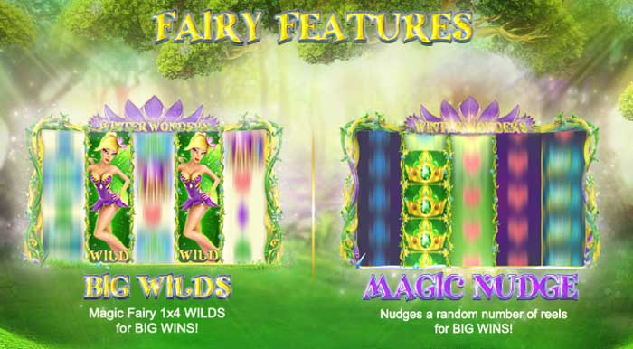 fairy features