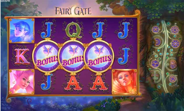 fairy gate bonus