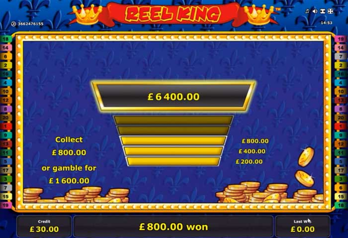 gamble feature on slots