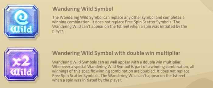 gnome wood wandering wild symbol