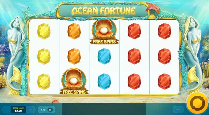 ocean fortune slot review