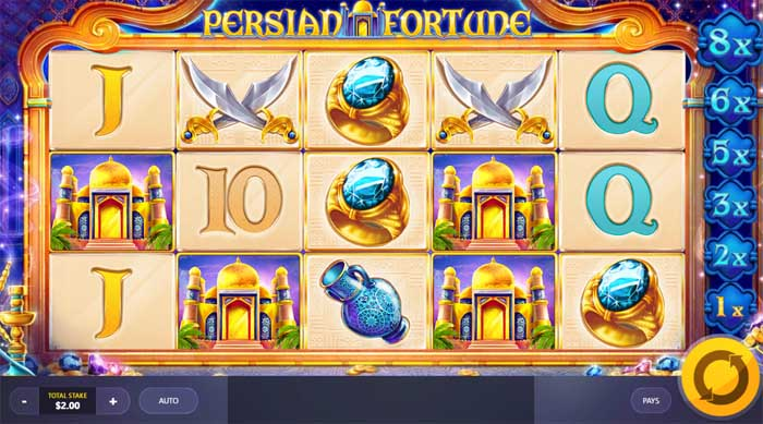 persian fortune slot review