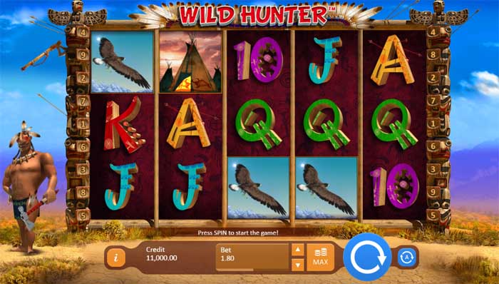 wild hunter slot review