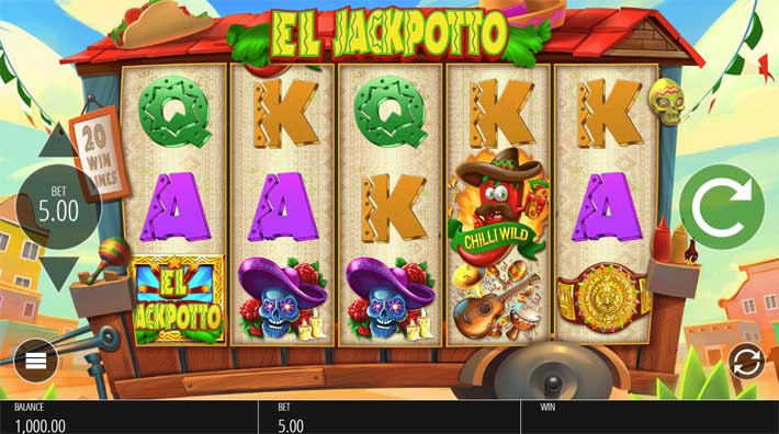 el jackpotto slot review