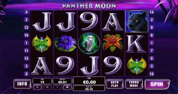 Panther Moon Slots